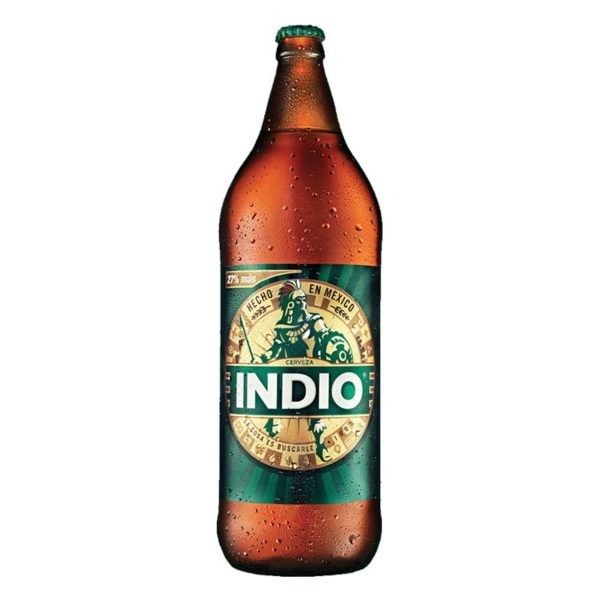 INDIO MEGA 1.2 Liter Flasche / 4.5 % Mexiko