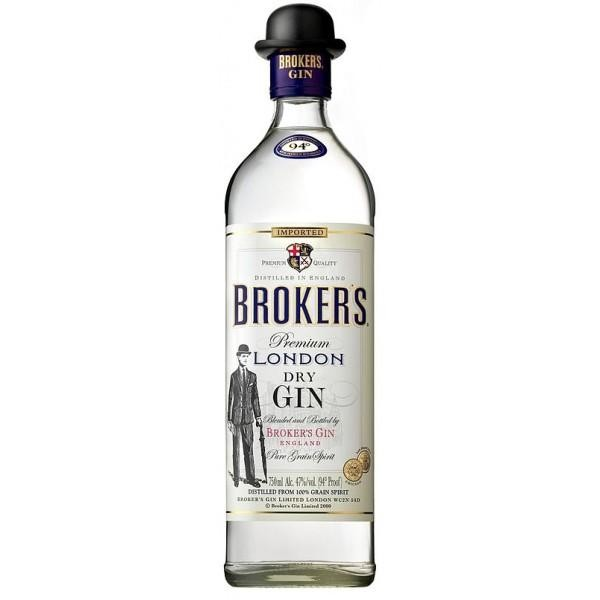 BROKER'S Premium London Dry Gin 70 cl / 47 % UK