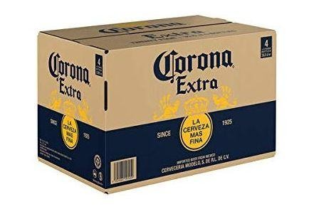 Corona Extra Case 24 x 330 ml / 4.5 % Mexiko