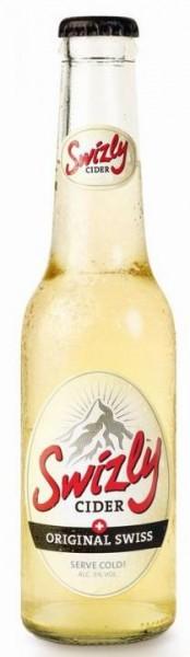 SWIZLY Original Swiss Cider 275 ml / 5 % Schweiz