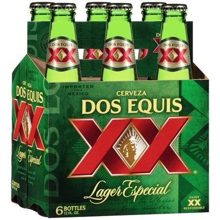 DOS EQUIS XX LAGER Bier 24 x 355 ml / Mexiko