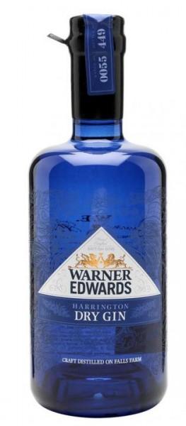 Warner Edwards Harrington Dry Gin 70 cl / 44 % UK
