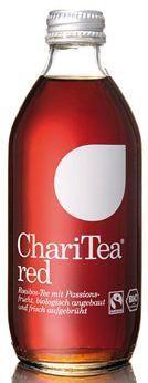 ChariTea red 20 x 330 ml Deutschland
