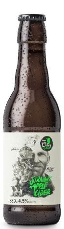 Möhl STRAIGT APPLE Cider Medium Dry 330 ml / 4 % Schweiz