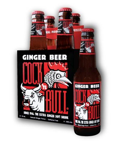 Cock'n'Bull Ginger Beer 355 ml USA
