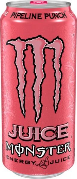 MONSTER PIPELINE PUNCH + ENERGY 500 ml UK