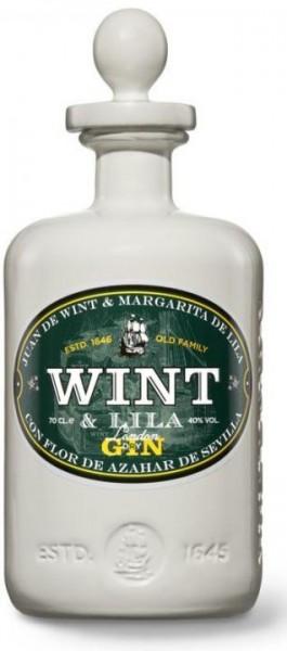 WINT & LILA London Dry Gin 70 cl / 40 % Spanien