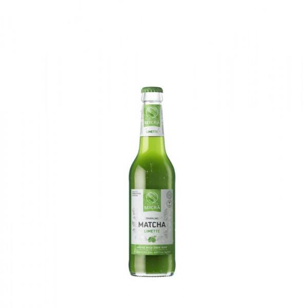 SEICHA Matcha Limette 330 ml Deutschland