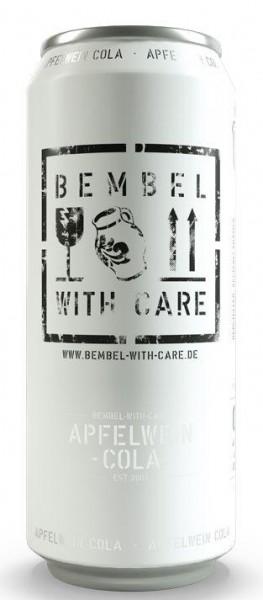 BEMBEL WITH CARE Apfelwein- Cola 500 ml / 4 % Deutschland