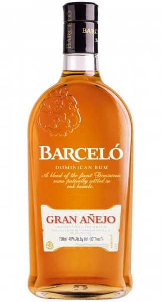 BARCELO GRAN ANEJO 5 Jahre Rum 70 cl / 37.5 % Karibik