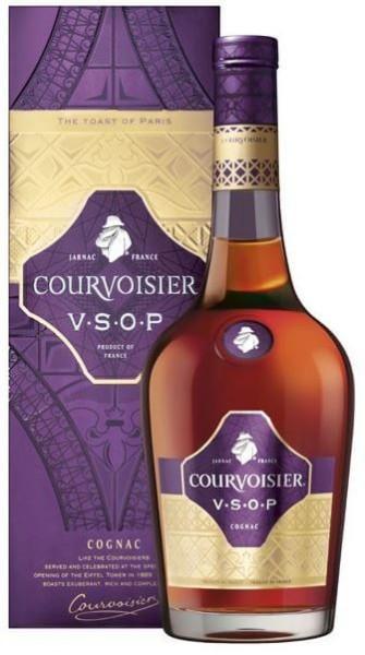 Cognac Courvoisier V.S.O.P 70 cl / 40 % Frankreich
