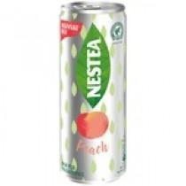 NESTEA Black Tea PEACH Dosen 24 x 250 ml Schweiz