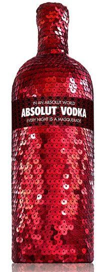 Absolut MASQUERADE Special Edition 70 cl / 40 % Schweden