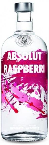 Absolut Vodka Raspberri 70 cl / 40 % Schweden