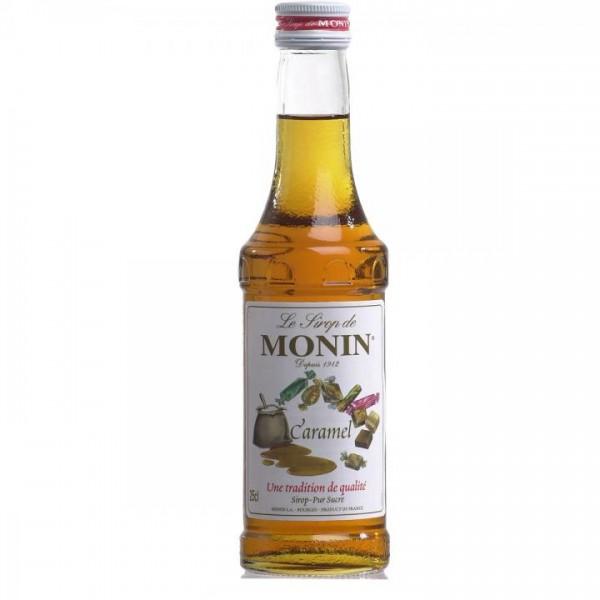 MONIN Premium Caramel Sirup MINATURE 5 cl Frankreich