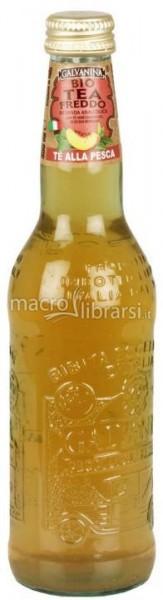 GALVANINA BIO TEA FREDDO PESCA 12 x 355 ml Italien