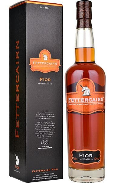 FETTERCAIRN FIOR Limited Release Single Malt Scotch Whisky 70 cl / 42 % Schottland