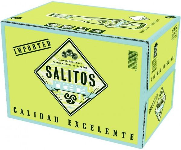 SALITOS Imported ICE Kiste 24 x 330 ml / 5.2 % Deutschland