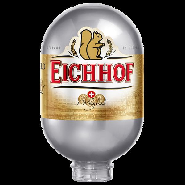 Eichhof KEG (BLADE) EICHHOF BRAUGOLD 8 Liter / 5.2 % Schweiz