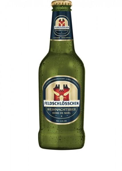 Feldschlösschen WEIHNACHTSBIER 330 ml / 5.5 % Schweiz