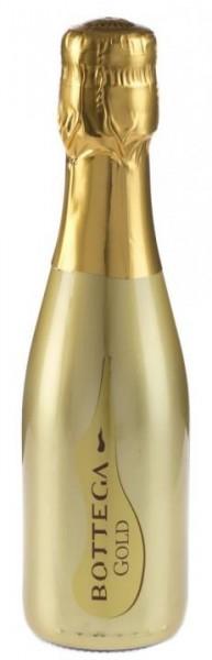 Bottega Gold Prosecco PICCOLO Flasche 200 ml / 11 % Italien