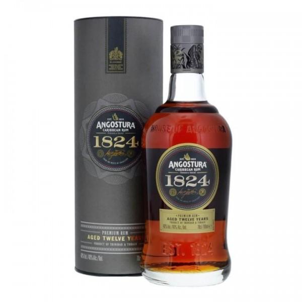 ANGOSTURA 1824 Premium Blend 12 Years Rum 70 cl / 40 % Karibik