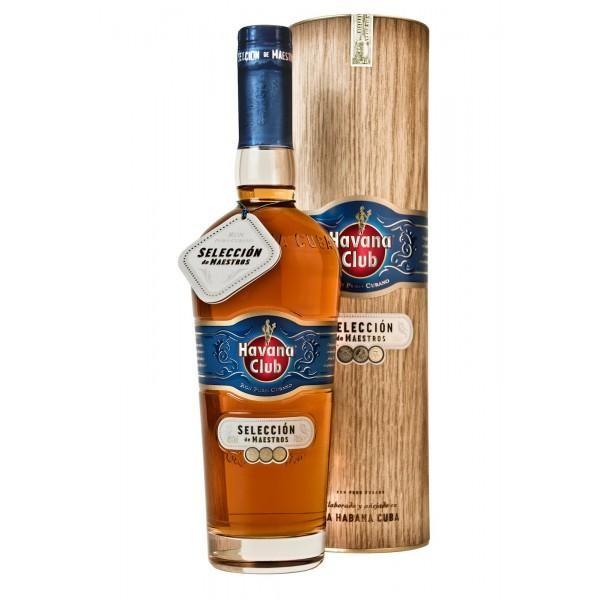 Havana Club Rum Seleccion de Maestros 70 cl / 45 %