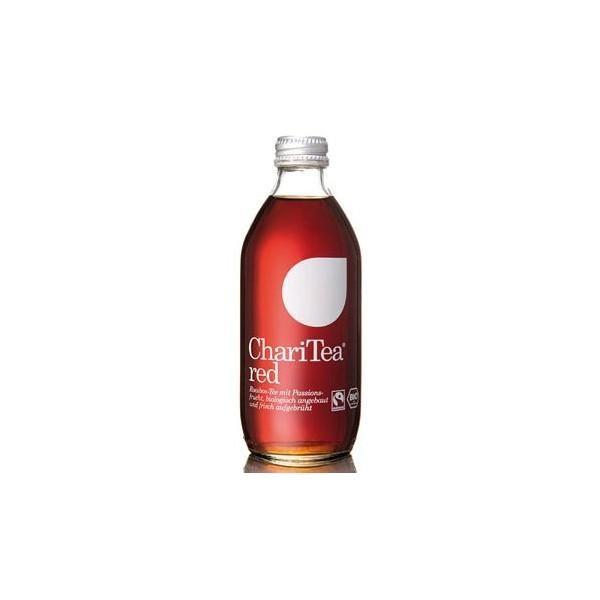 ChariTea red 330 ml Deutschland
