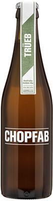 CHOPFAB TRÜEB Australian Pale Ale 24 x 330 ml / 5 % Schweiz