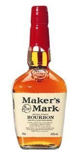 Maker's Mark Bourbon Whiskey 70cl / 45 % USA