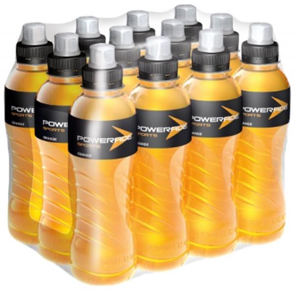 POWERADE Orange Kiste 12 x 500 ml PET Deutschland