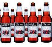 Älska NORDIC BERRY Cider Case 12 x 500 ml / 4 % Schweden