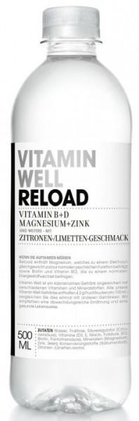Vitamin Well RELOAD 500 ml Schweden