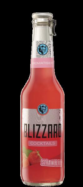 BLIZZARD Strawberry Cocktail 275 ml / 5,9 % Deutschland