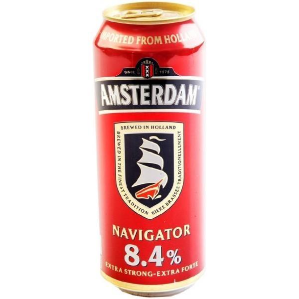 AMSTERDAM Navigator 500 ml / 8.4 % Holland