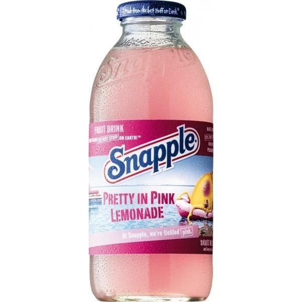 Snapple Pretty in Pink Lemonade 12 x 500 ml Holland