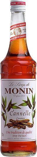 MONIN Premium Canelle / Cinnemon Sirup 70 cl Frankreich