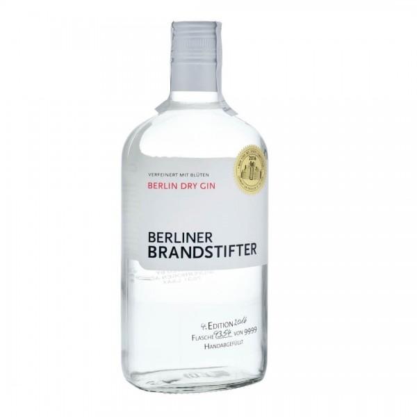 BERLINER BRANDSTIFTER Dry Gin 70 cl / 43.3 % Deutschland