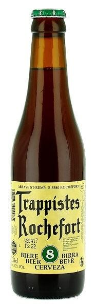 Rochefort 8 Trappistenbier 330 ml / 9.2 % Belgien