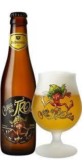 Dubuisson Cuvée des Trolls 250 ml / 7 % Belgien