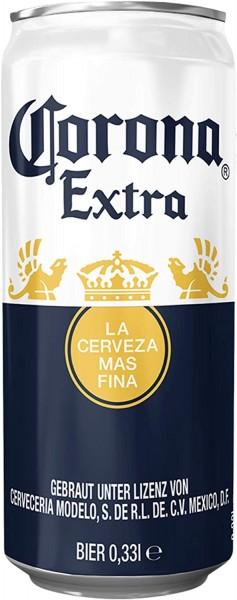 CORONA EXTRA Cerveza Dose 330 ml / 4.5 % Mexiko