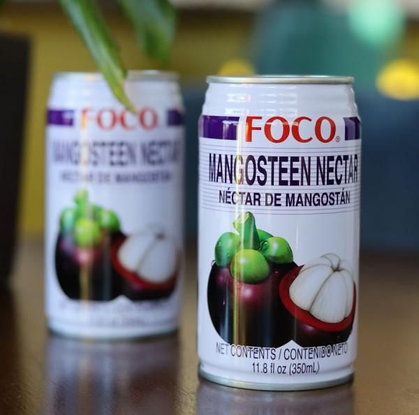 FOCO MANGOSTEEN NECTAR Kiste 24 x 350 ml Thailand