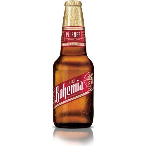Bohemia Imported Bier 355 ml / 4.8 % Mexiko