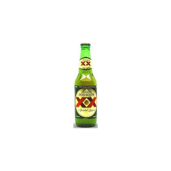 DOS EQUIS XX Lager Especial Bier 355 ml / 5 % Mexiko
