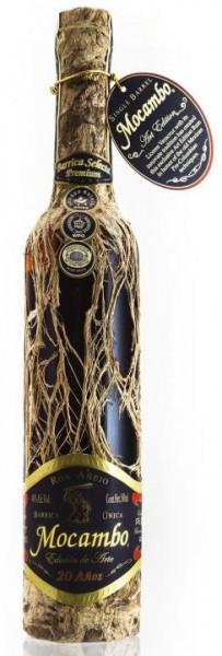 Mocambo Rum Single Barrel 20 Jahre Magnum 1.75 Liter / 40 % Mexiko