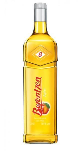 Berentzen APFEL - Ex-Apfelkorn Likör 3 Liter Flasche / 18 % Deutschland