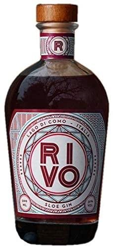RIVO SLOE Gin - Lago di Como Limited Edition 50 cl / 30 % Italien