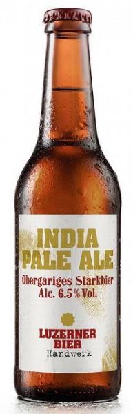 HANDWERK IPA Luzerner Brauerei 330 ml / 5.5 % Schweiz