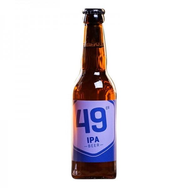 49 er Premium Bier IPA 330 ml / 6.5 % Schweiz
