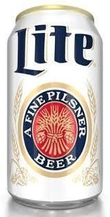 Miller Lite Punch Top Can 355 ml / 4.2 % USA
